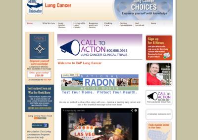 lungcancercap. org