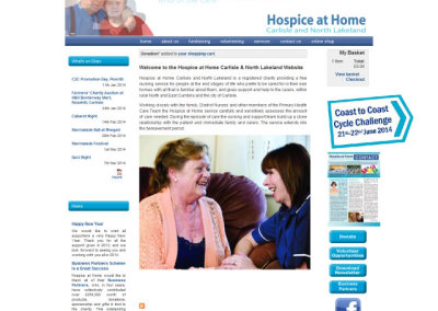 Hospice at home